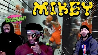 IS MIKEY STILL THE MOST ENTERTAINING HIGHSCHOOL PLAYER?!?! | HouseReacts
