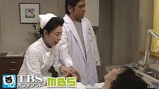綾子(松村康世)はだんだんとものが見えなくなっていた。園絵(中村玉緒)は...