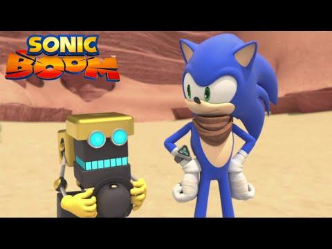 Sonic Boom   Le roi Cubot 👑
