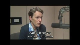 Kate Brown interviewed about Plutopia: the Great Soviet and American Plutonium Disasters