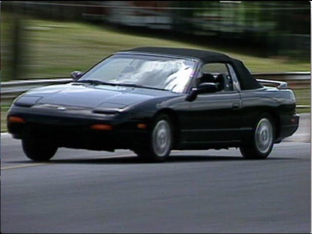 1992 nissan 240sx horsepower