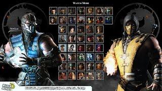 Mortal Kombat Defender Earth - (GAME COMPLETO) by DaniloAbella #Mugen #AndroidMugen