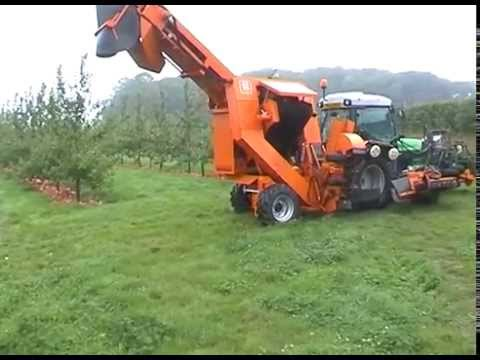 tuthill temperley 2015 apple harvester