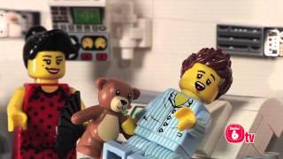 LEGO minifigures series 6 puppet show