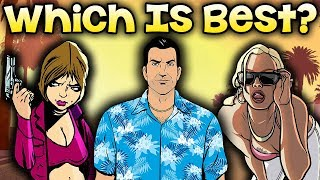 Grand Theft Auto: The Trilogy - Which Is Best?