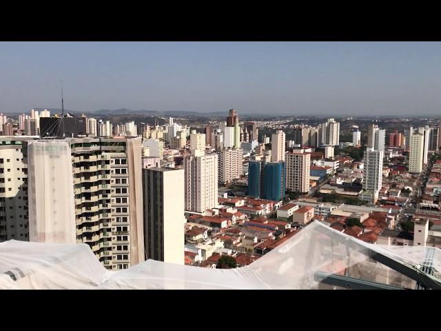Monet Residencial - Vista do Barrilete