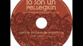 "Capilla Antigua de Chinchilla. Adam de la Halle. ""Fi Maris, de vostre amour"""