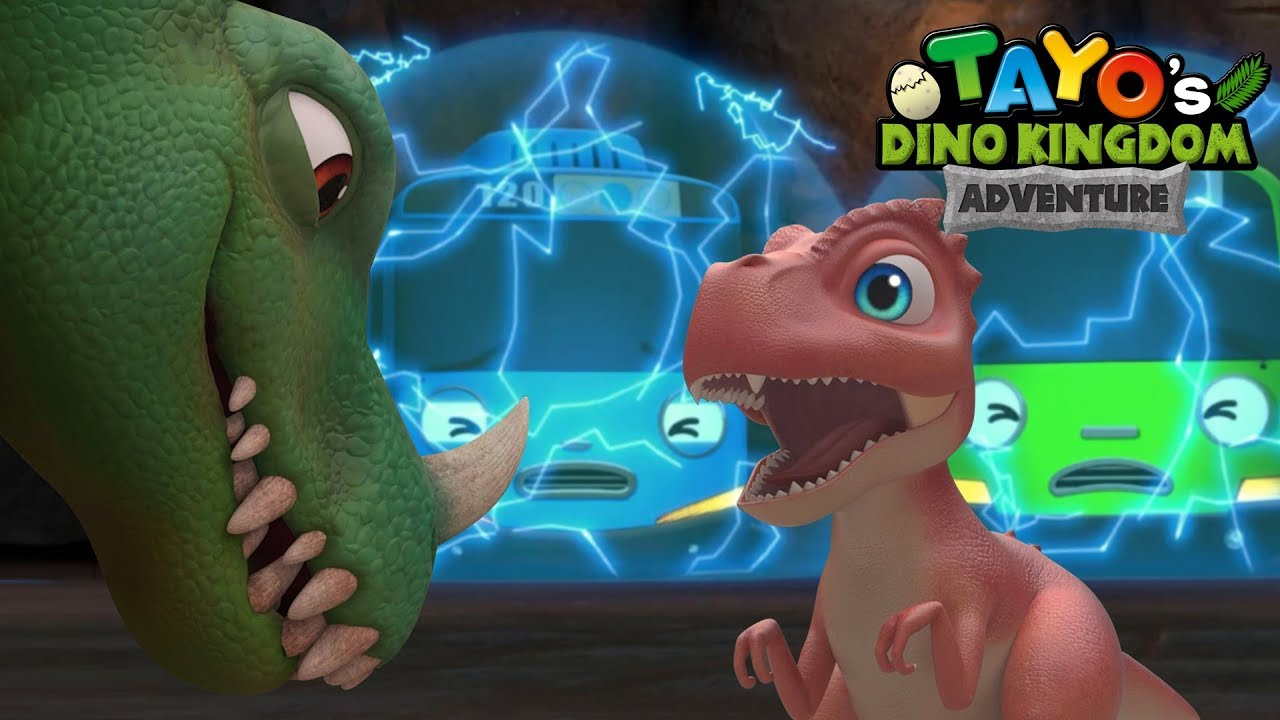Download *NEW* Tayo Dino Kingdom Full Episode l Tayo Adventure Series l Tayo the Little Bus