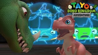 *NEW* Tayo Dino Kingdom Full Episode l Tayo Adventure Series l Tayo the Little Bus