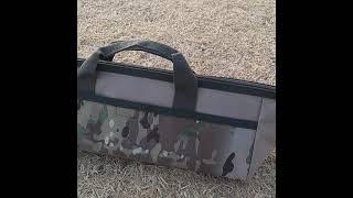 지니캠핑 단조팩가방  캠핑공구가방 peg bag
