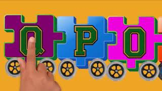 tiki tv |ABC Puzzle Train! Learn Alphabet With Puzzle