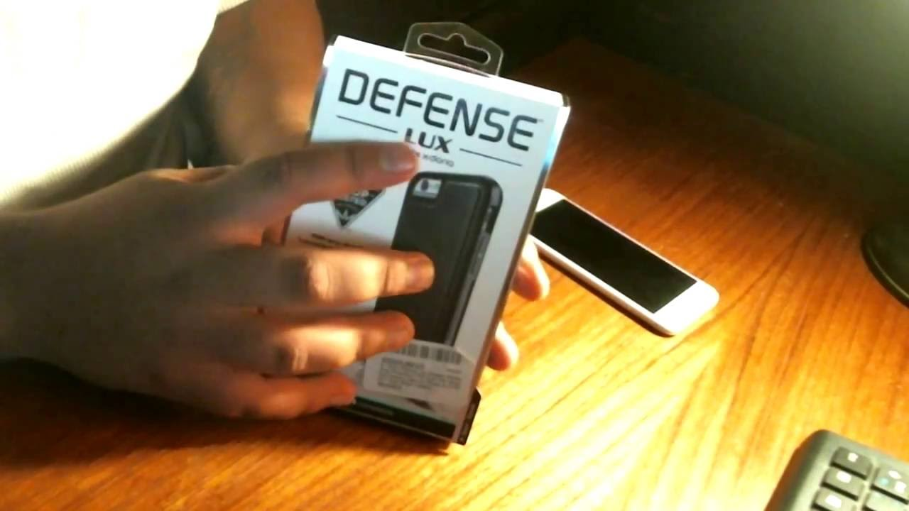 watch 95f95 e5f25 X-DORIA DEFENSE LUX CASE UNBOXING/REVIEW! (iPHONE 6)