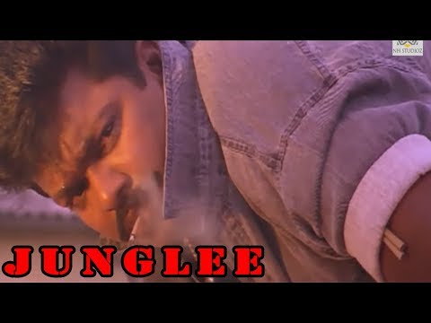 JUNGLEE || Sai Nath ,Androes || TAMIL HINDI DUBBED FULL MOVIE