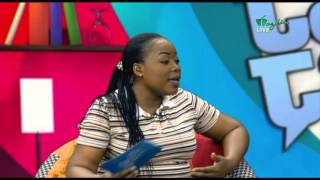 TALK TALK - Baby Daddy And Mama In The Entertainment Industry | Wazobia TV