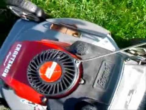 How To Repair Your Lawn Mower Pull Starter Youtube