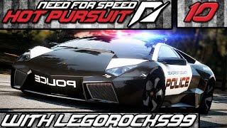 "Need For Speed - Hot Pursuit #10: ""Gallardo Avalanche"