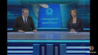 Jornal do SBT - Três em cada quatro brasileiros querem mudar de emprego