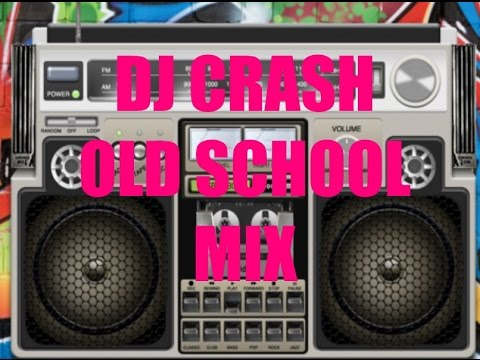 Old School Mashup Video Music Mix By DJ Crash