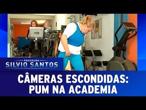 Pum na Academia | Câmeras Escondidas (10/12/17)