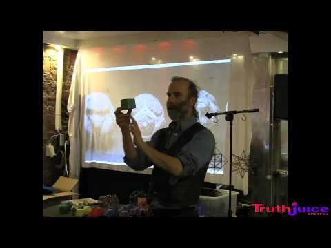 Nick Marchmont - An Introduction to Sacred Geometry - TruthJuice Bristol