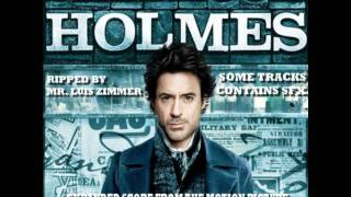 03 Fight - Hans Zimmer - Sherlock Holmes Score EXPANDED