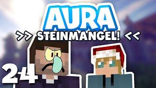 Ich will Steine! :-( | Minecraft AURA #24 | Zombey