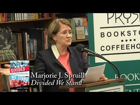 "Marjorie J  Spruill, ""Divided We Stand"""