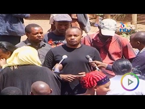 Jaguar decries handling of the Nairobi Jubilee nomination voting process