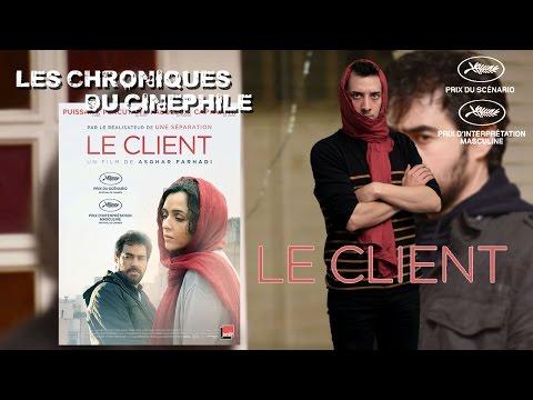 Les chroniques du cinéphile - Le client (Cannes 2016) streaming vf