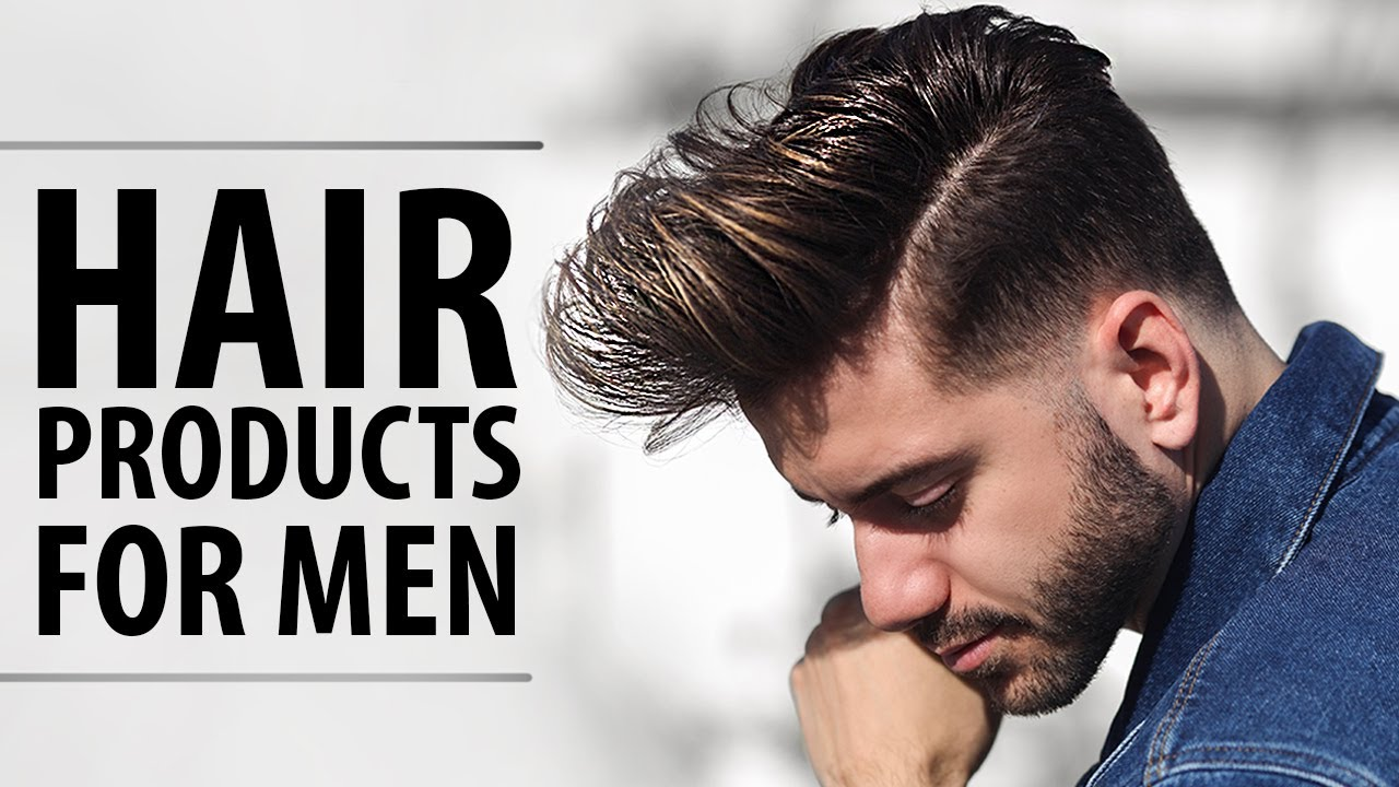 Best Men\'s Hair Products 2018 | My Favorite Hair Products | Alex Costa