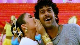 Baahubali Prabhas Pournami Songs - Ichi Pucchukunte - Prabhas Trisha Charmi