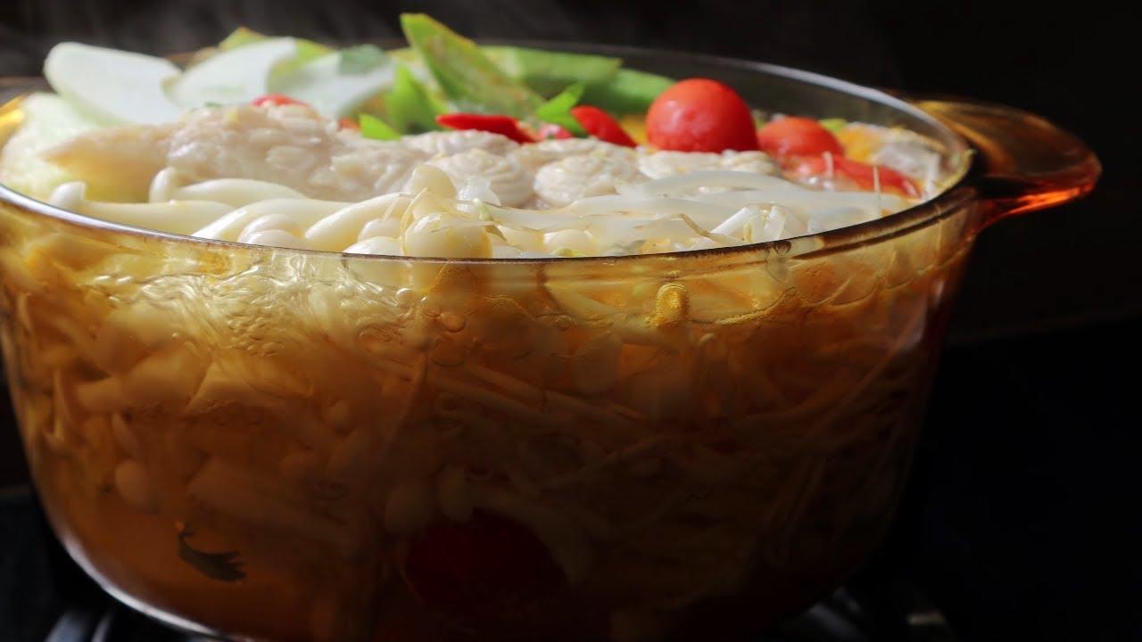Bí quyết nấu CANH CHUA CHANH DÂY lạ vị siêu ngon ăn mãi không ngán