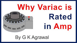 Variac Transformer rating in Amp not in KVA