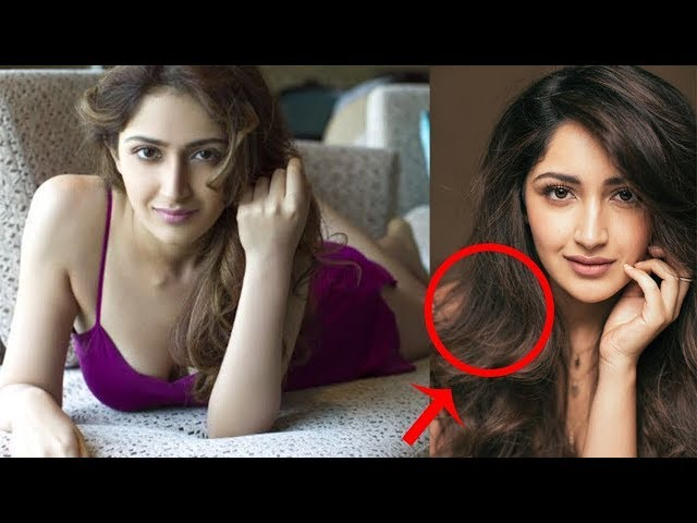 Sayesha Saigal Hot Cleavage Video Dont Miss It