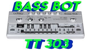 Cyclone bass bot TT - 303