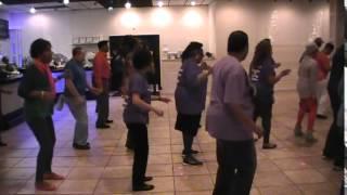 Soul Glide Line Dance