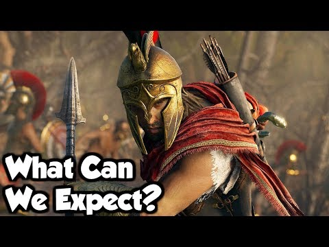 Assassin's Creed Odyssey Comes to Ancient Greece! – What Can We Expect to see?
