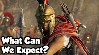 Assassin's Creed Odyssey Comes to Ancient Greece! - What Can We Expect to see?