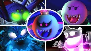 Luigi's Mansion: Dark M๐on - All Bosses (3 Star Rank/No Damage)