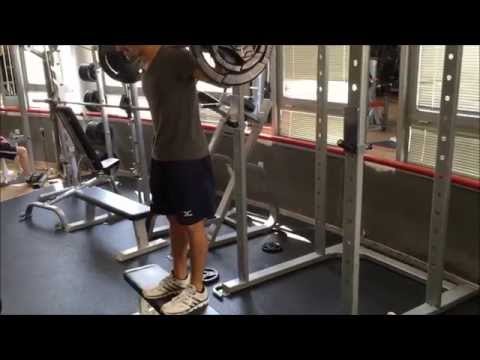 Volleyball Strength Workout