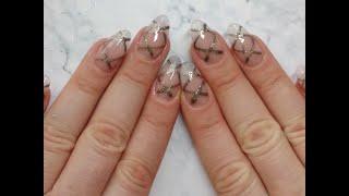 Akrylové nehty | střevíce pro baletku