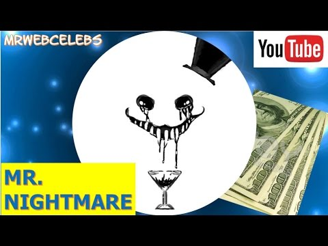 How Much Does Mr Nightmare Make On Youtube 2017 Youtube Become a patron of mr. youtube