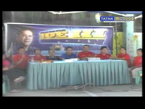 Vice Mayor Atty Joe III Espinosa - Kapehan sa Barangay Zamora Melliza City Proper Iloilo City