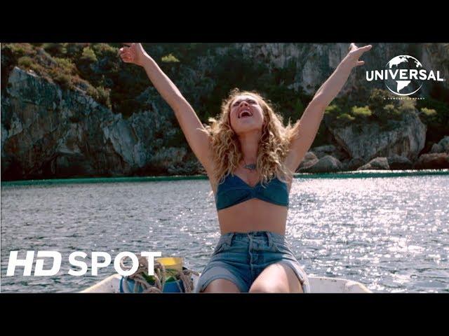 "Mamma Mia : Here We Go Again / Spot ""First Love"" VF [Au cinéma le 25 juillet]"