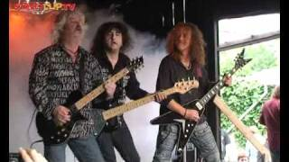 TYGERS OF PAN TANG - live at Headbangers Open Air 2010 - full song - www.streetclip.tv