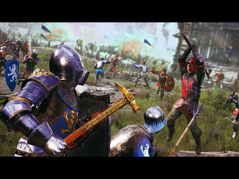 I FOUND The Best WEAPON In Chivalry 2 – Chivalry 2 Funny Moments