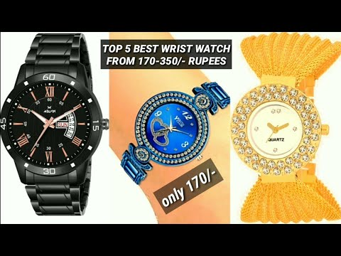 Top 5 Best Cheapest Wrist Watch For Boys And Girls That Can You Buy From Flipkart