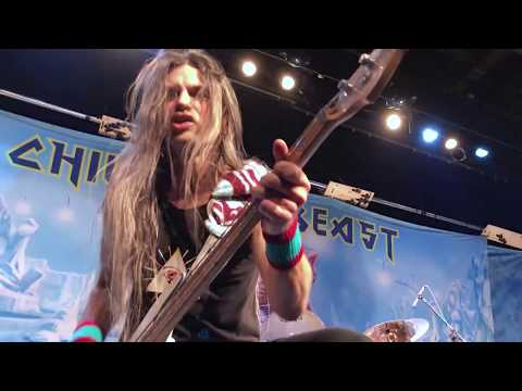 Seventh Son of a Seventh Son - Children of the Beast - Iron Maiden Cover