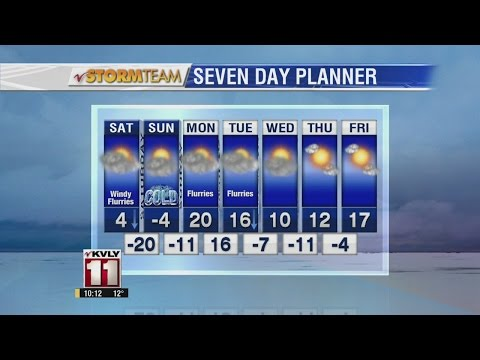10pm News and Weather February 20th Part 1