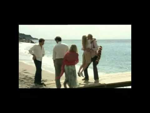 MAMMA MIA! Behind the scene's - Sophie's goodbye.